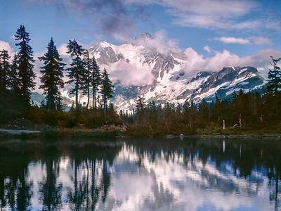 Mt. Shuksan, North Cascades