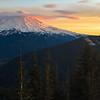 Mount Rainier Morning