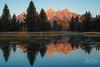 Schwabacher Reflections
