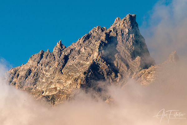 The Summit of Grand Teton
