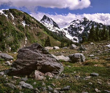 Winchester Mtn Trail, North Cascades