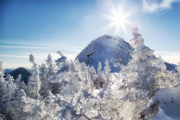 Gothics Peak