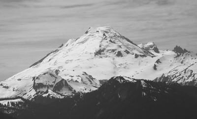 Mt Baker, July 2010