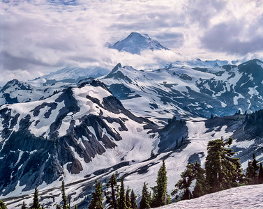 Mt. Baker, Washington