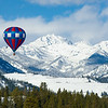 Mount Gardner & Balloon