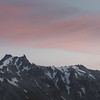 Pink Hues in the Cascades