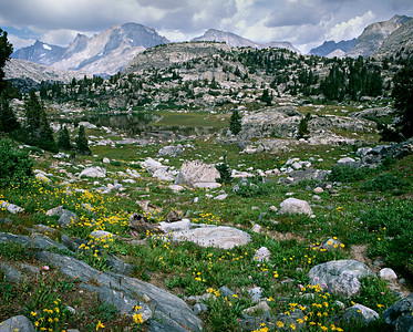 Wind River Range, Wyoming