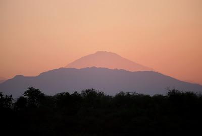 Mount Meru, Tanzania, February 2006
