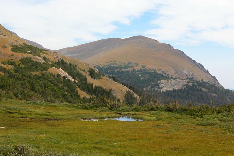 Alpine Pool and Chapin
