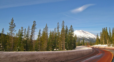 Mt. Bachelor, Oregon