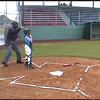 Illegally batted ball. Batter out of batter box. E-Rules_Video_I