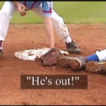 Obstruction by fielder when a play is not being made. E-Rules_Video_A