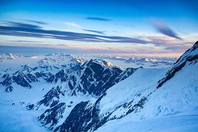 Mt St Elias, Summit Day
