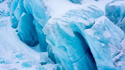 Glacier Ice in Canada