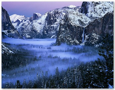 Valley Fog