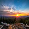 Mount Pilchuck Sunset