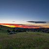 Montana sunset II