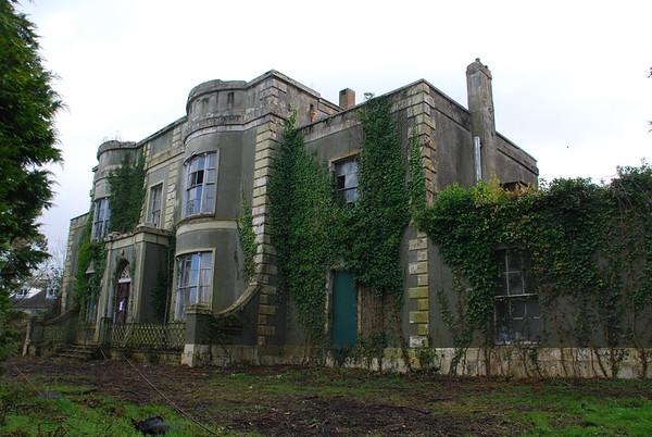 Mountfield House,built in 1865.