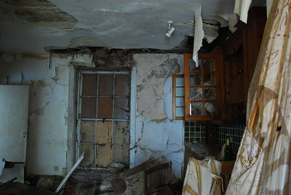 This was Dr Drummond`s kitchen on the ground floor
