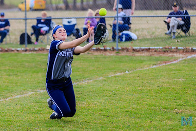 April 13 Penns Valley W 13 - 0