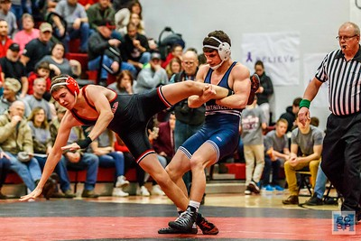 PO @ CAHS Please share, comment/tag others who might be interested. Too many more photos at: http://www.pomountiessportspics.com/Mountie-Sports/2017-2016/Wrestling/180206-PO--CAHS/