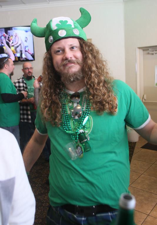. Jeremy Gaioues The Irish viking