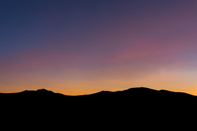 """""""first Light"""", Olympic Mountains from Obstruction Point, Olympic National Park, WA"""