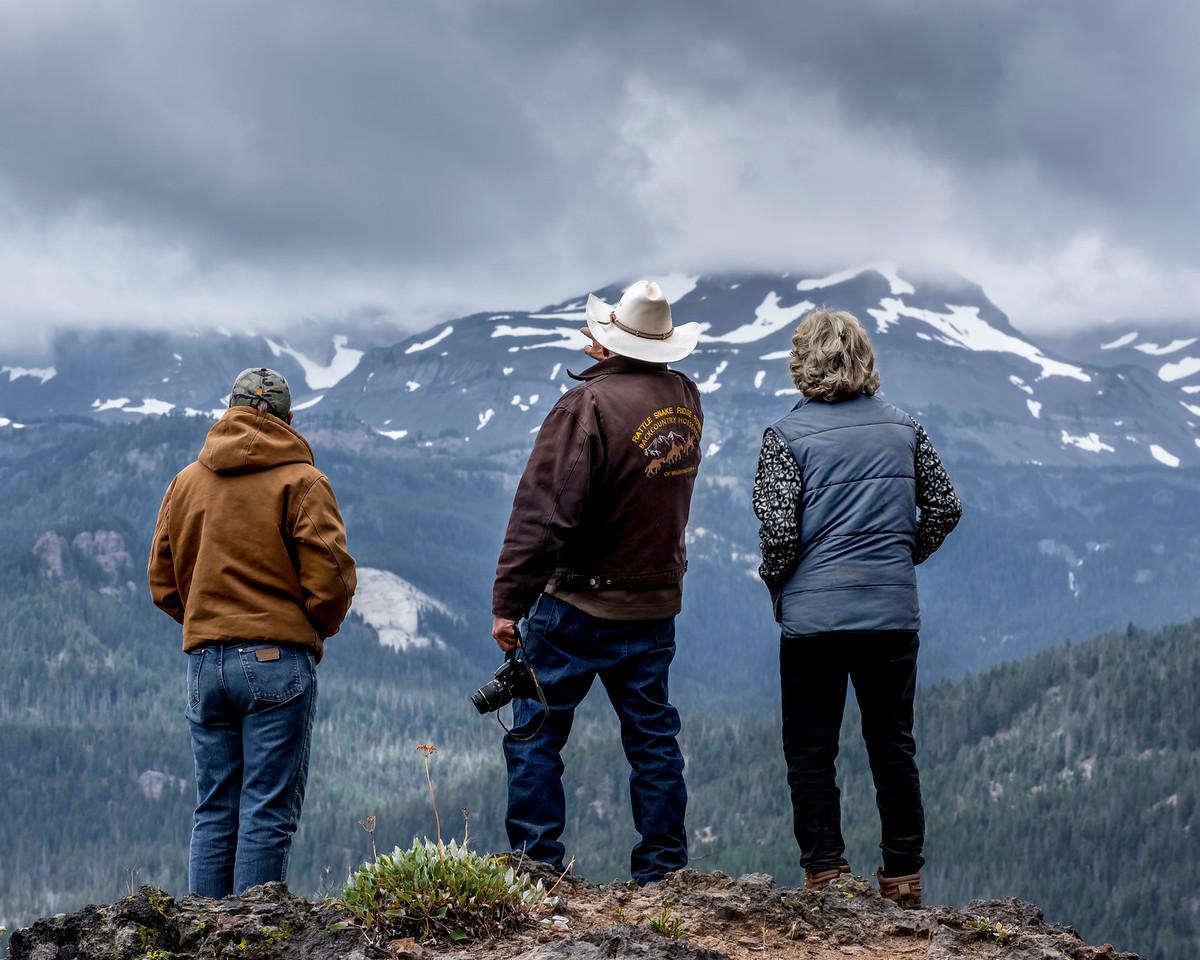 Goat Rocks Wildnerness, Cascades Range, WA