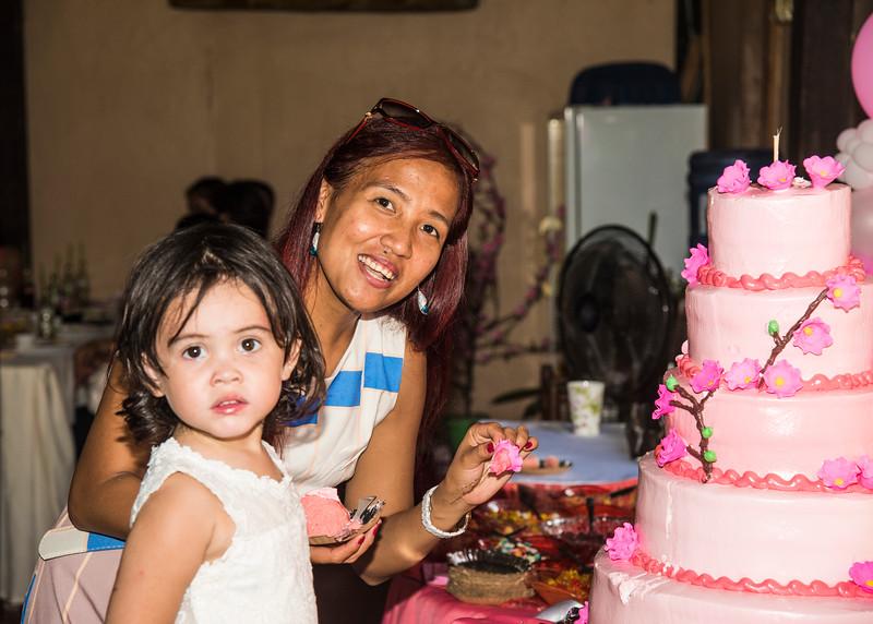 Philippine Baptism Celebration