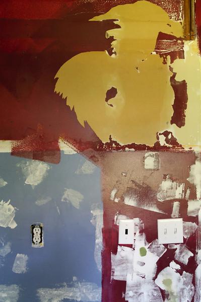 abstract art, Odenton-style.