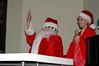 Luminary Methodist Church Christmas Program 2008 - Family Feud Battle - Fictional vs Non-Fictional Characters