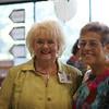 Wanda Moore and Mrs. Everhart