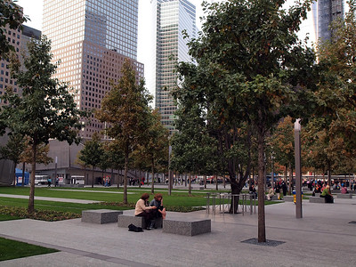 There will be 400 trees in the Memorial