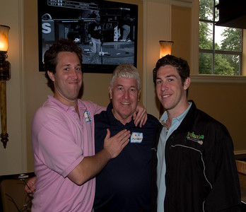 Tom Murray and his sons.