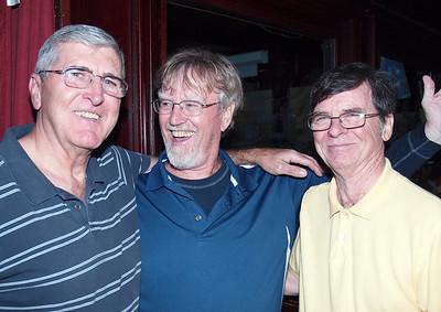 Rich Deneen, Art  Hyde and Ed McTigue