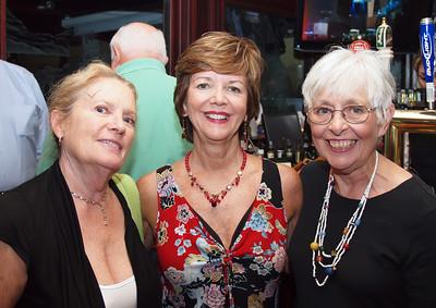 Andrea O'Keefe, Sharon Lynch and Eleanor McGee