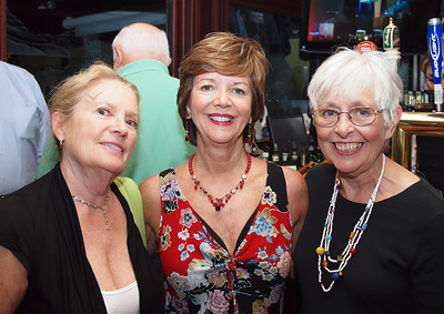 Andrea O'Keefe, Sharon Lynch and Eleanor McGee
