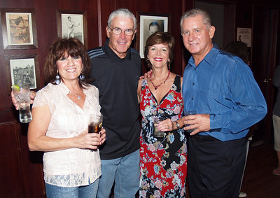 Dolores and Jerry Croke and Sharon and Mike Lynch