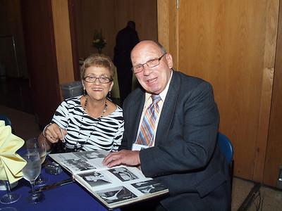 Ed Beyer and Beth