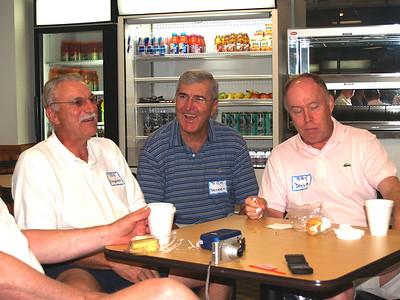 JOe, Rich Deneen and Ray