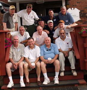 Gerry McGee, John Dwyer, John Early, Rich Deneen,Joe Congelosi, Ray Doyle, Tom Murray, Ed O'Keefe, Marshall Hunter, John Minton, Gerry Gay, John Huttner, Al Caldiero