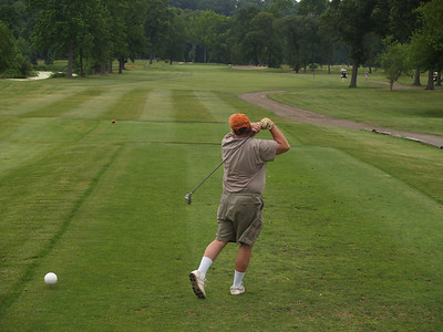 Marshall Hunter hits it down the middle! Great Form!!