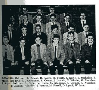 1957-58, Room 308-2