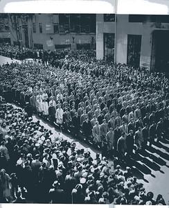 1958-58, St. Patrick's Day Parade