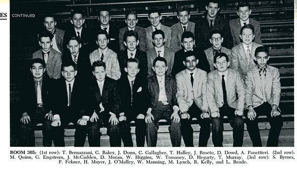 1957-58, Room 305