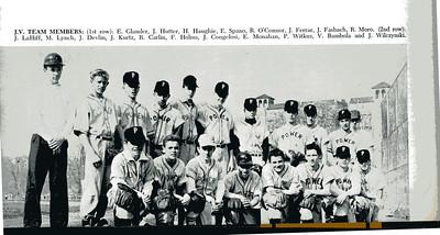 1957-58, JV Baseball