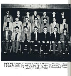 1957-58, Room 404-1
