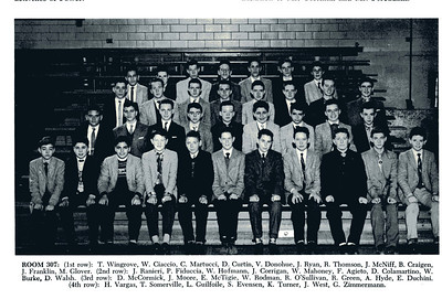 1957-58, Room 307
