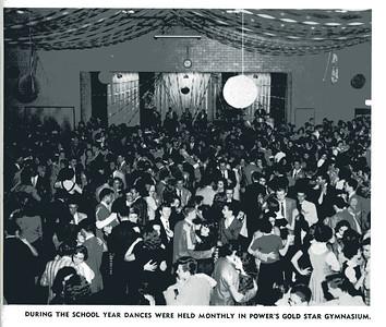 1957-58 Dance