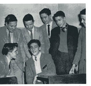 1957-58, Room 201